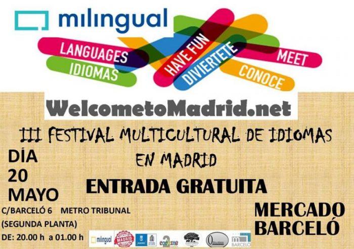 3 festival idiomas