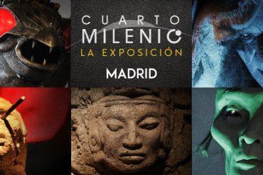'Cuarto Milenio: La Exposición' y 'Las Noches de Cuarto Milenio con Iker Jiménez' regresan a Madrid