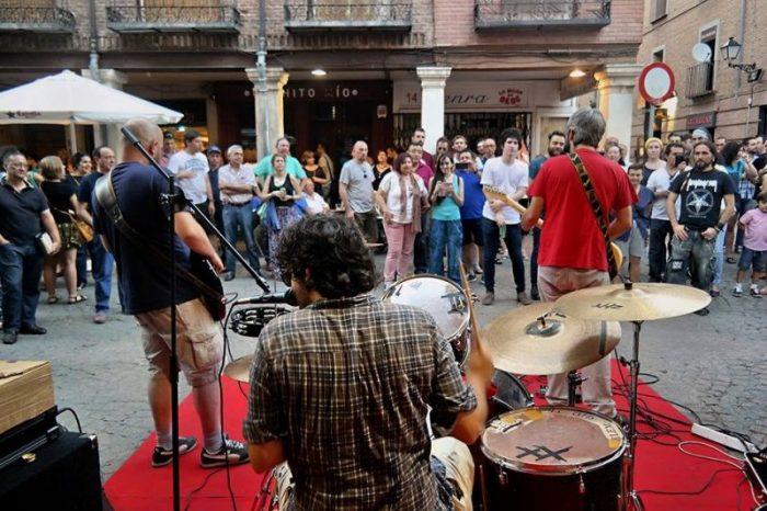 Mercado de la Aljama, Food Trucks y Fiesta de la Música en Alcalá de Henares del 3 al 5 de junio