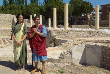 Viaja gratis a la antigua Roma con las visitas teatralizadas de Complutum