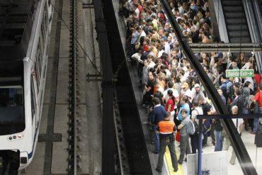 Viernes caótico con huelga de 24 horas de buses de la EMT y Metro