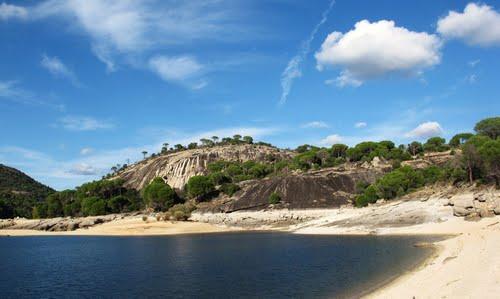 lancha del yelmo, playas de madrid, madrid low cost