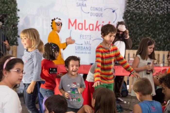 Arranca el festival familiar Malakids con más de 300 actividades