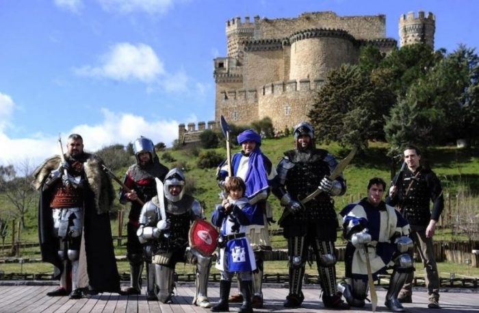 Torneo Combate Medieval