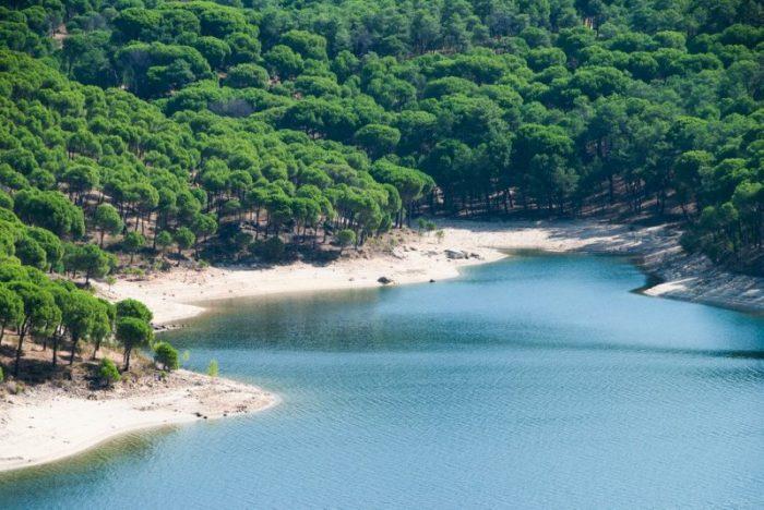 pantano san juan, playas de madrid, madrid low cost