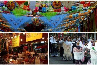 Agosto arranca con las fiestas de San Cayetano