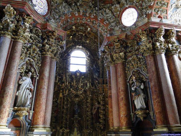Explora la Chorrera de los Litueros y la Chorrera de San Mamés
