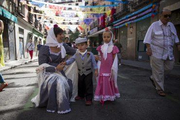 El Madrid más castizo con las Fiestas de La Paloma