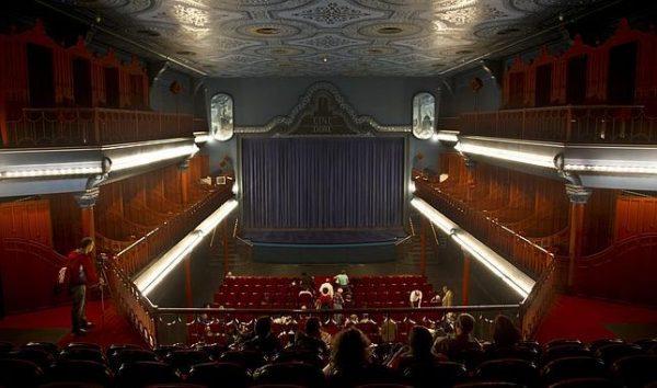 Tres cines de Madrid entre los 50 más bonitos del mundo