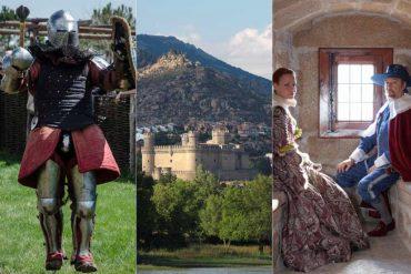 El Castillo de Manzanares el Real llega repleto de actividades durante este otoño