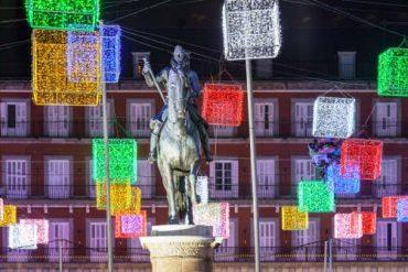 Hoy jueves 24 de noviembre arranca el encendido de las luces de navidad con espectáculo incluido