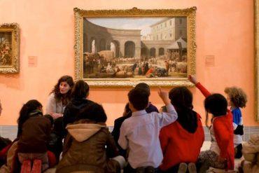 Los mejores planes con niños en museos de Madrid