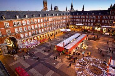 Los mejores mercados navideños en Madrid