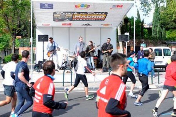 EDP Rock'n'Roll Madrid Maratón