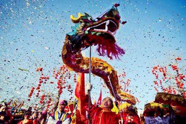 Madrid celebra el Año Nuevo Chino por todo lo alto