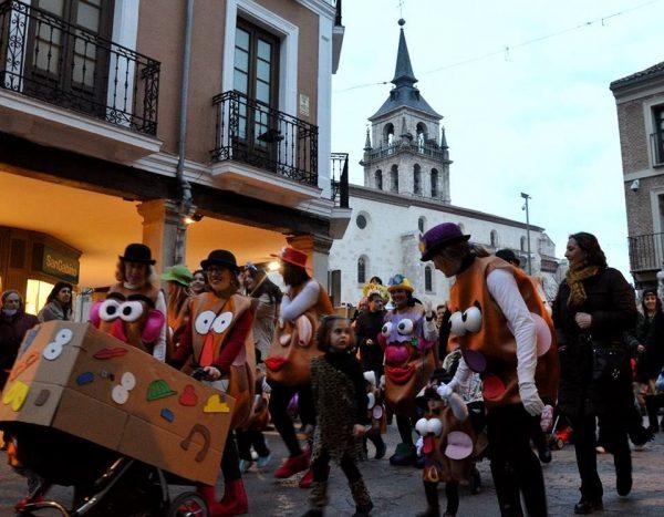 carnavales Alcalá de Henares