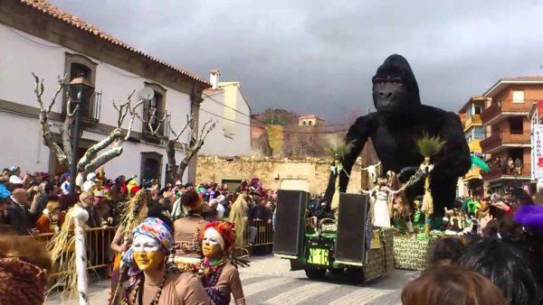 carnavales de Cebreros
