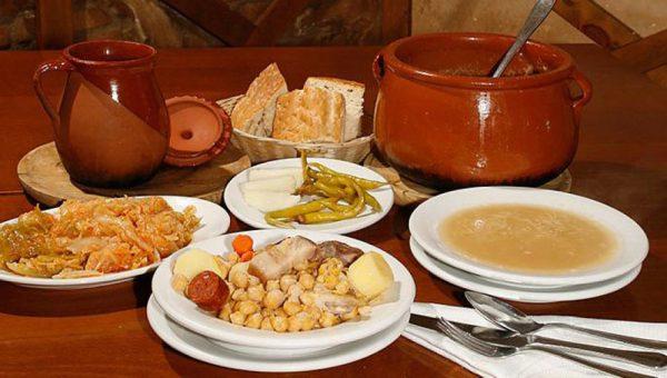Los platos más típicos de la gastronomía madrileña