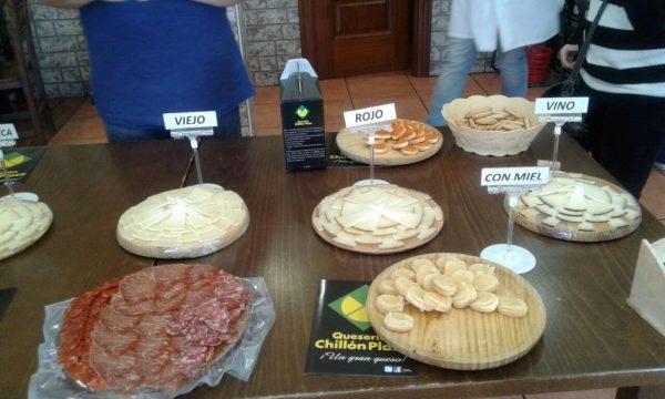 quesos y embutidos Toro Zamora