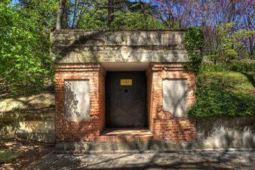 El bunker del parque El Capricho reabre sus puertas en primavera