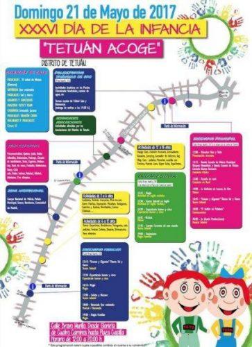 programa Día de la Infancia