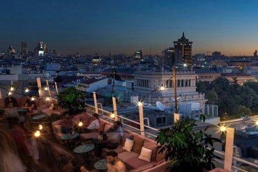 Viaja a Nueva York sin salir de Madrid con Seagram's New York Rooftop