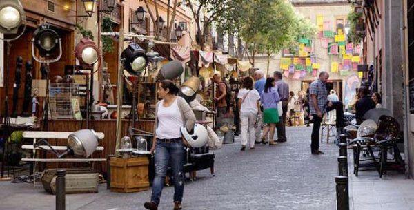 Barrio Decor trar la gran fiesta de la decoración al Barrio de las Letras