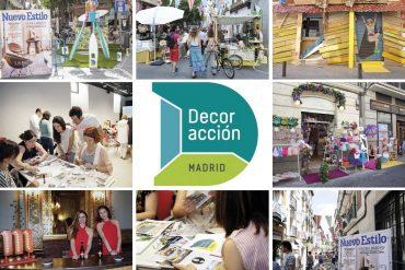DecorAcción, la gran fiesta de la decoración en el Barrio de las Letras