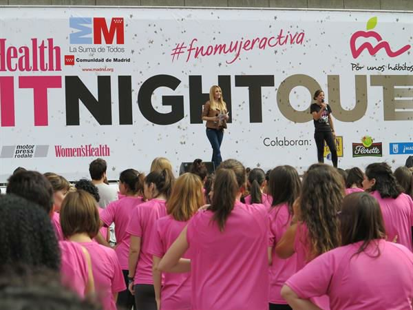 Evento Fit Night Out