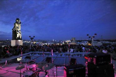 Noches Barbaras y ECIMusicFest, festivales de música gratuitos