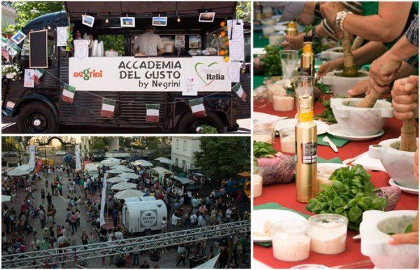 Disfruta de la mejor cultura italiana en pleno centro de Madrid con Passione Italia