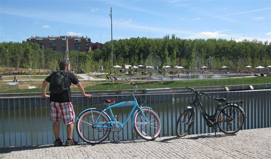 Recorre la Comunidad de Madrid andando o en bici con las Rutas Verdes
