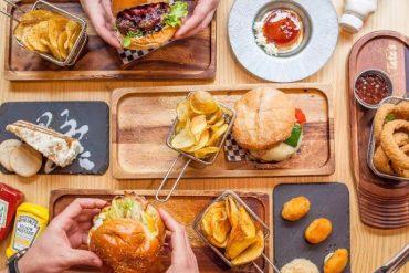 Tate's Pradillo ofrece una de las mejores hamburguesas de Madrid