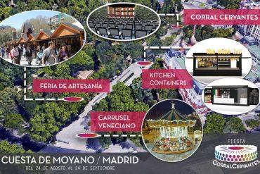 Viaja al Siglo de Oro con Fiesta Corral Cervantes