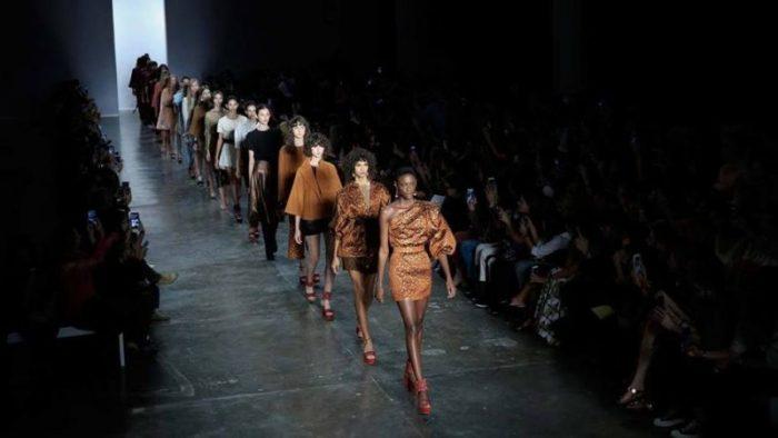 Desfile Mercedes-Benz Fashion Week Madrid