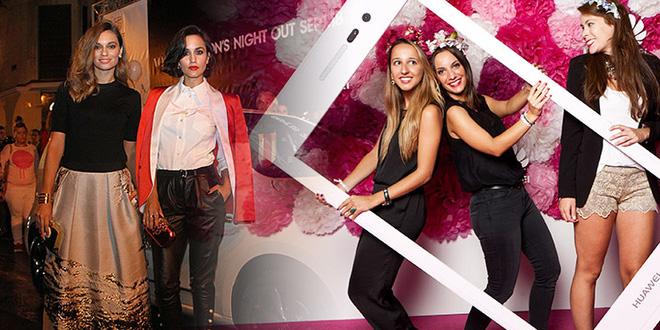 f080948b53 Vive la fiesta de la moda con Vogue Fashion's Night Out 2017