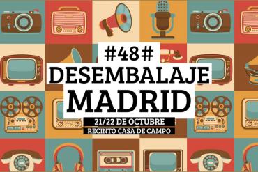 Piezas vintage a la venta y talleres gratuitos de decoración en el próximo Desembalaje Madrid