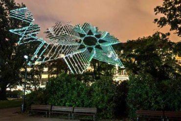 El Botánico hará un espectáculo de luz para celebrar sus 262 aniversario