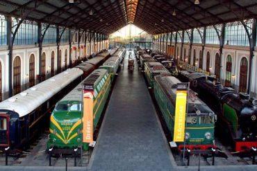 El Museo del Ferrocarril reanuda su marcha con entrada gratuita