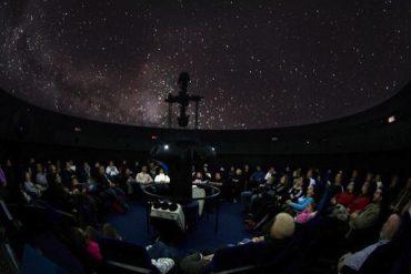 El planetario de Madrid celebra años con 4 conciertos bajo las estrellas