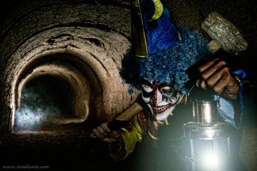 Llega en túnel de terror más largo de la Comunidad de Madrid por Halloween