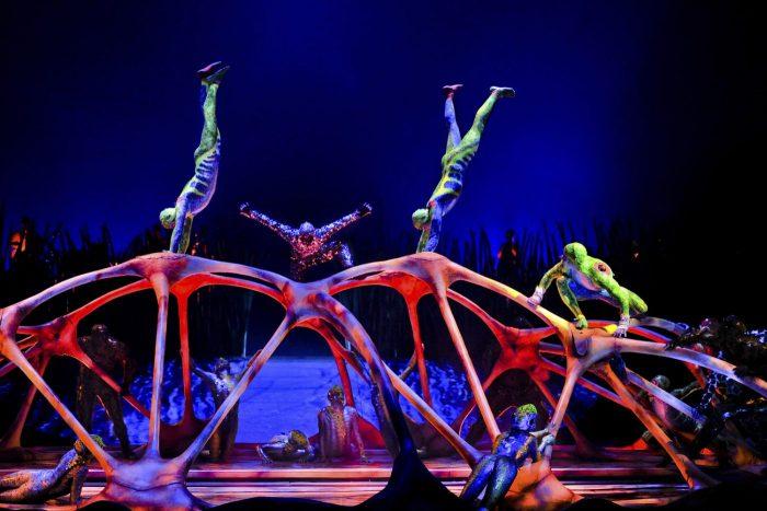 La magia del circo en Madrid durante Navidades