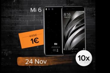 Xiaomi ofrece moviles a un solo euro en el Black Friday