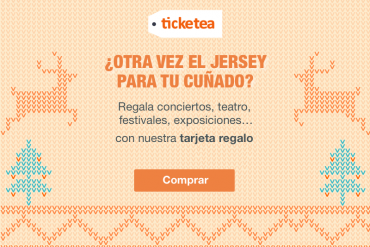 Tarjetas de Regalo Ticketea