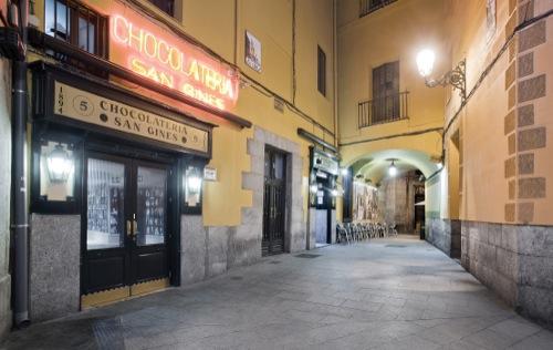 Las 10 Mejores Churrerías de Madrid