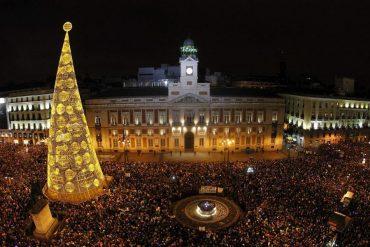 La Navidad en Sol, vive las Navidades en el corazón de Madrid