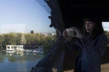 Descubre las mejores vistas del parque del Retiro en su mirador secreto