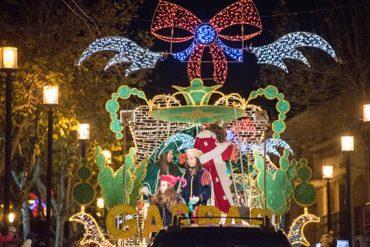 Cabalgata de Reyes 2018 en Coslada, Torrejón y Alcalá