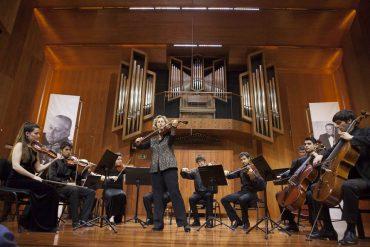 Visitas guiadas y conciertos gratis en la Escuela de Música Reina Sofía