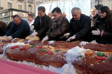 Tres propuestas para degustar Roscón de Reyes gratis